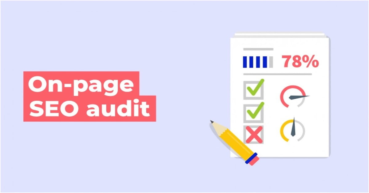 Audit SEO On Page